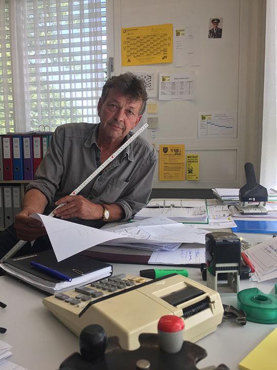 Paul Frei - Geschäftsführer