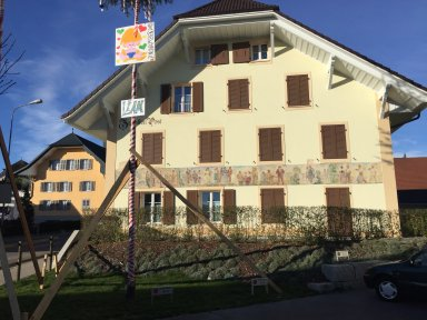 Umbau Restaurant zur Post, Brittnau