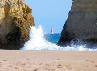 Algarve Lighthouse