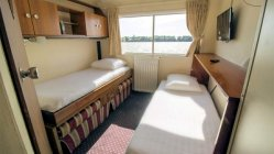MS Bordeaux offers 49 comfortable cabins
