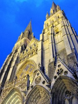 Bayeux Notre Dame Catedral