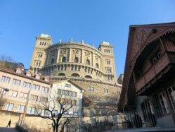Bern Parliament Switzerland