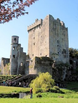 Blarney Castle And Gardens Cork