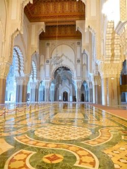 Casablanca Mosque Morocco