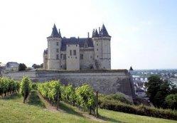 Chateau de Saumur Loire Valley