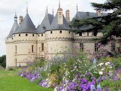 Chateau de Sully sur Loire Loire Valley