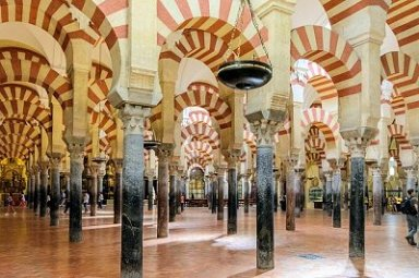 Cordoba Mezquita Mosque