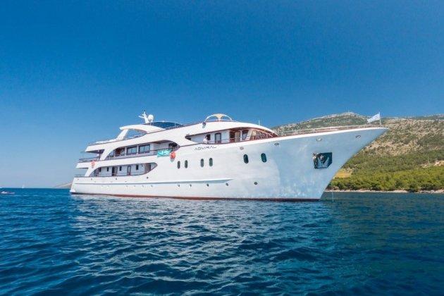 Croatia Luxury Cruises