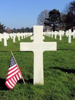 D-Day Beaches Cemetery