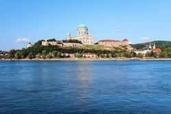 Danube Esztergom Basilika