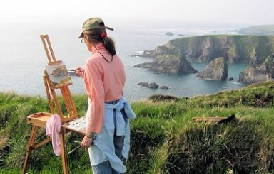 The Dingle Peninsula Ireland
