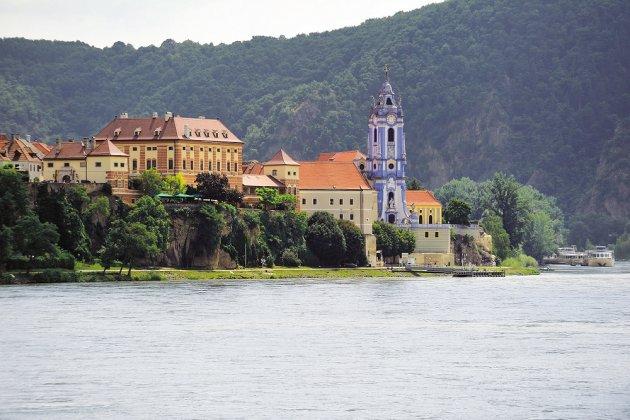 Duernstein / Wachau Valley Nickovision Danube Cruise