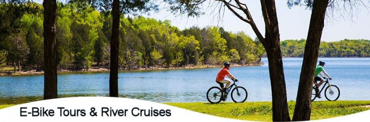 European River Cruises Including E-Bike Packages
