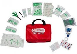 Travel with a First-Aid Kit