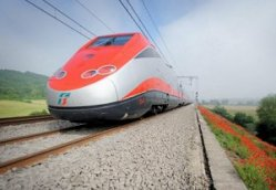 Frecciarossa Train Italy