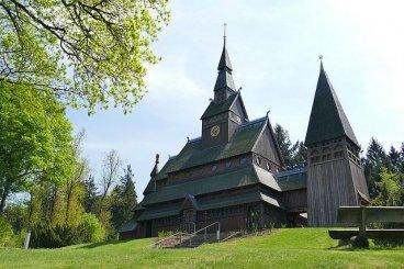 Goslar-Hahnenklee Stave Church