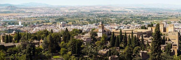 Granada Andalusia