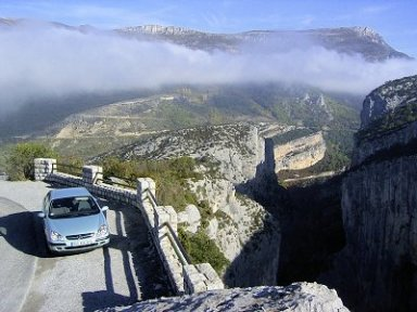 Grand Canyon Du Verdon - Best places to visit in France