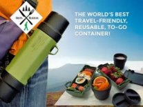 GreenTraveler: World's Best Travel-Friendly Food Container