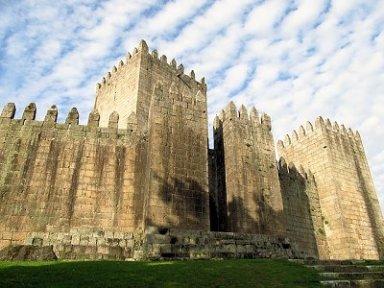 Guimaraes Castle Minho