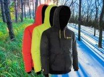 Hybrid Hoodie: Comfort Of A Hoodie - Warmth Of A Jacket