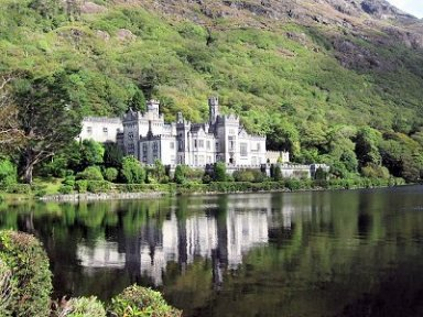 Kylemore Abbey Connemara County Galway