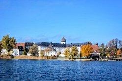 Lake Chiemsee Ladies Island Germany