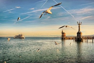 Lake Constance Germany
