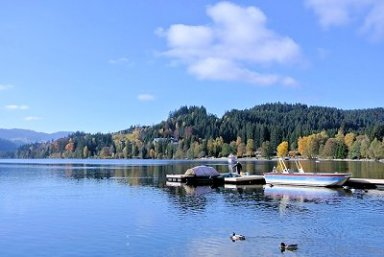 Lake Titisee Black Forest