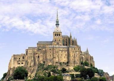 Le Mont Saint Michel Normandy