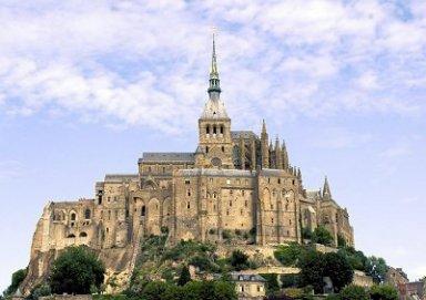 Le Mont Saint Michel Normandy - Best places to visit in France