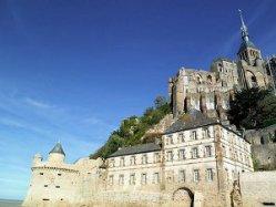 Le Mont St Michel Normandy