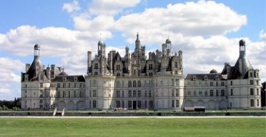 Loire Valley - Chateau de Chambord - Best places to visit in France