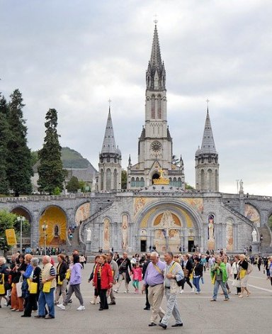 Lourdes - Best places to visit in France