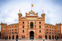 Madrid Bull Fighting Arena