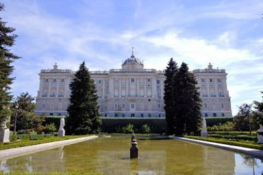 Madrid Palacio Real Royal Palace