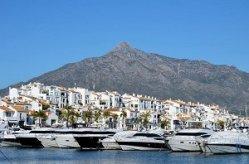Marbella Puerto Banus Spain