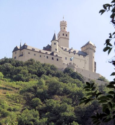 Marksburg Castle Rhine Valley