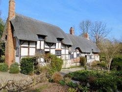 Mary Arden Cottage Stratford Upon Avon