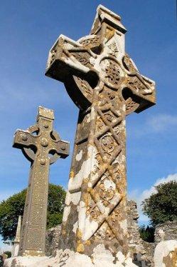 Monasterboice Stone Cross