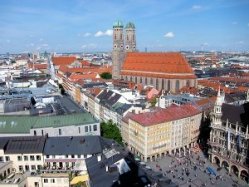 Munich Marienplatz & Frauenkirche