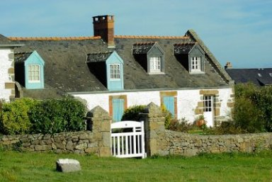 Normandy Fisherman's House