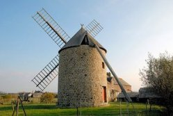 Normandy Wind Mill