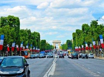 Paris Champ Elysees