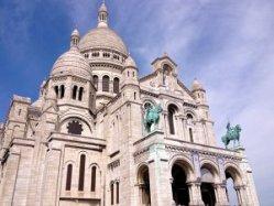 Paris Sacre Cur Basilica