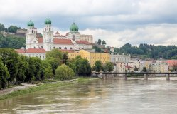 Historic Passau visiting during your Danube Cruise