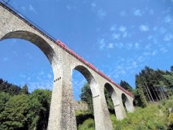 Ravenna Bridge near Titisee-Neustadt