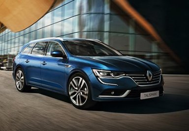 Renault Eurodrive Talisman