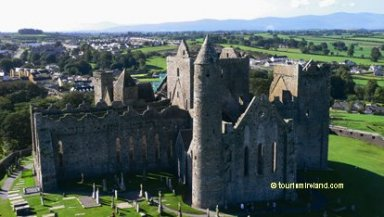 Rock of Cashel County Tipperary
