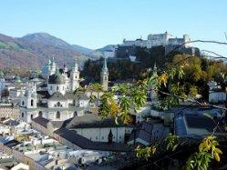 Salzburg Hohensalzburg Fortress Austria
